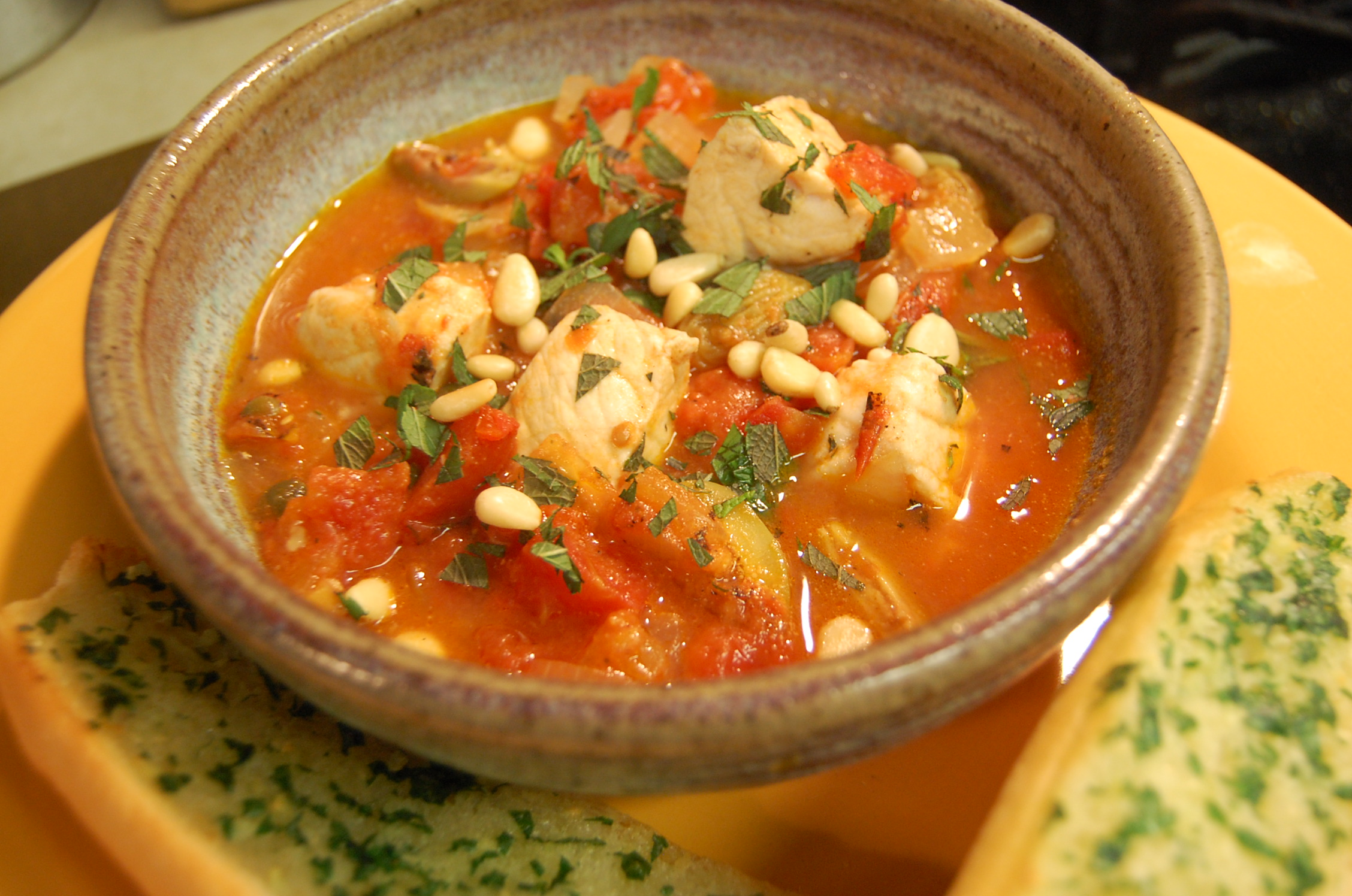 Sicilian fish stew eating in dallas for Fish stew recipes